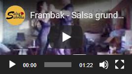 Frambak - Salsa grundsteg
